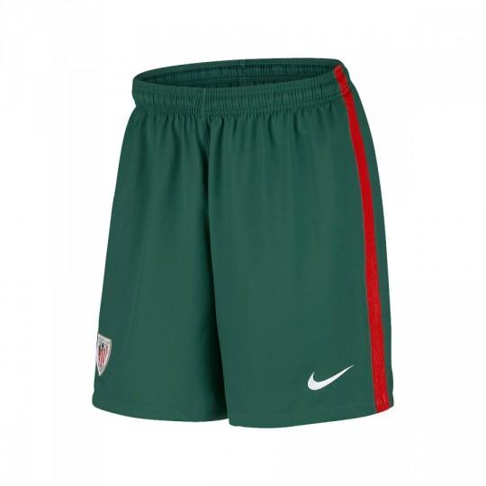 Pantalón corto  Nike jr AC Bilbao Away 2016-2017 Green stone-White