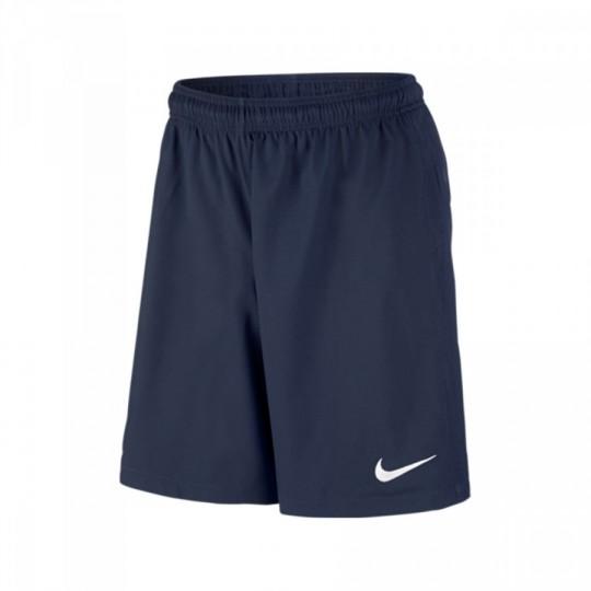 Pantalón corto  Nike Paris Saint-Germain Home 2016-2017 Midnight navy-Challenge red-White