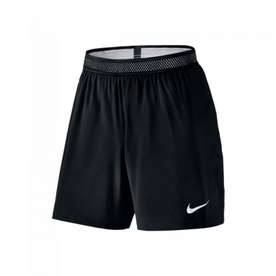 Calções  Nike Flex Strike Football Black-White