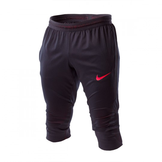 Calças Pirata  Nike Strike Black-University red