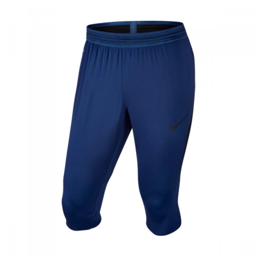 free shipping 359c1 82215 Capri pants Nike Dry Strike Football Deep royal blue-Black - Football store  Fútbol Emotion