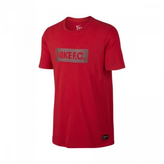 Camiseta  Nike Nike F.C. Color Shift Block University red