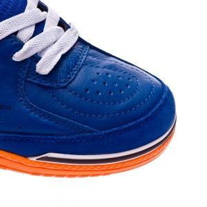 a5e1ee90d37 Futsal Boot Joma Top Flex Blue-Orange - Leaked soccer