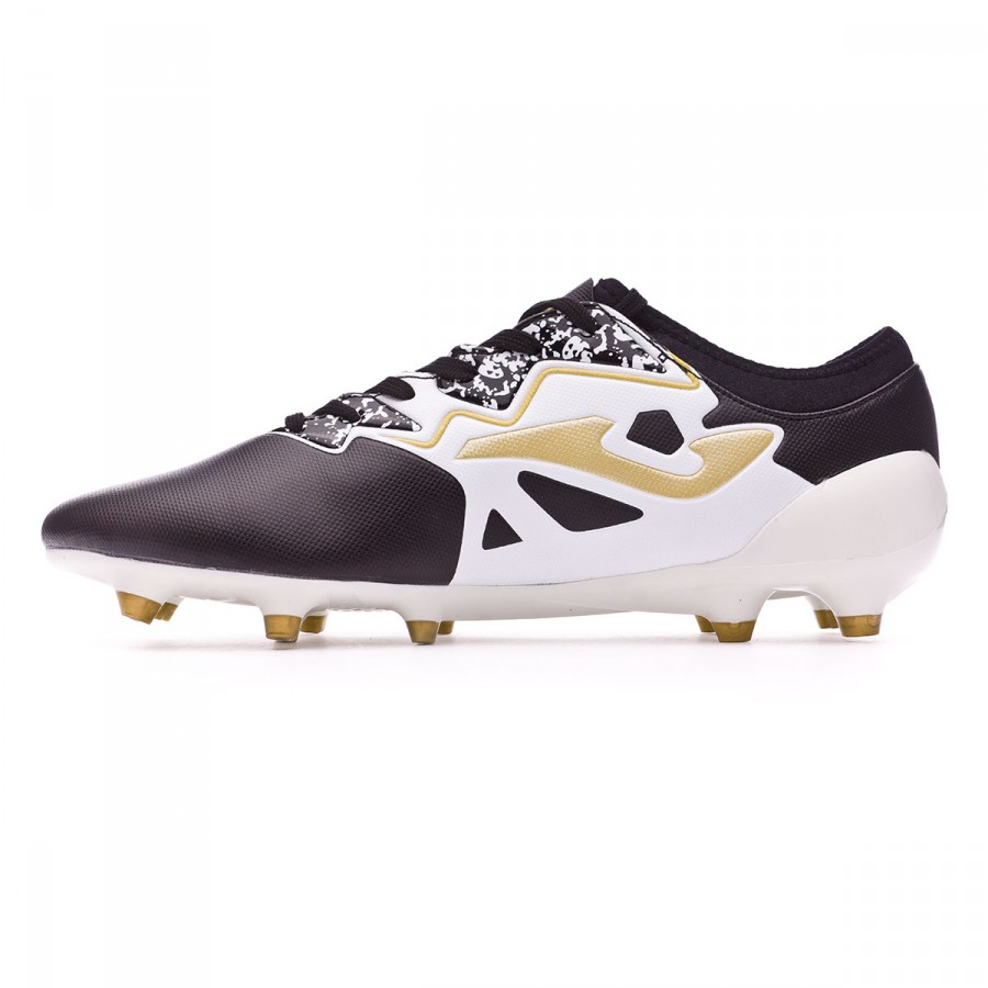 c854d205c7d Football Boots Joma Champion Max FG Black-White-Golden - Football store  Fútbol Emotion