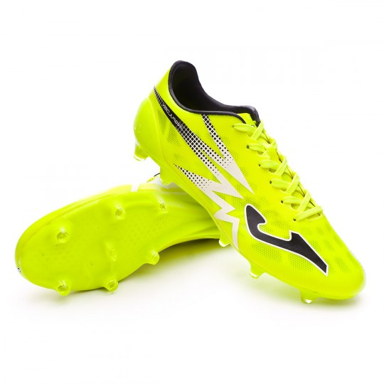 1b205600 Football Boots Joma Propulsion 3.0 AG Yellow-Black-White - Football store  Fútbol Emotion