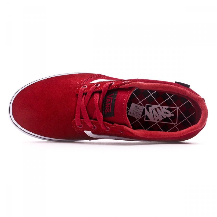 36e4dde0f Trainers Vans Chapman Stripe-Varsity Red-White - Football store Fútbol  Emotion