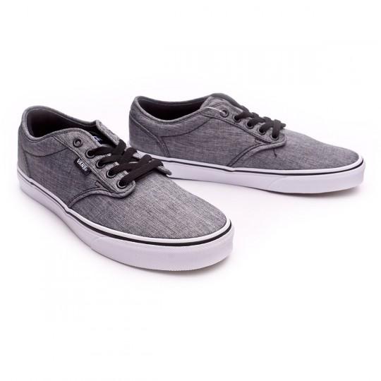 Zapatilla  Vans Atwood-Rock Textile Grey-Black