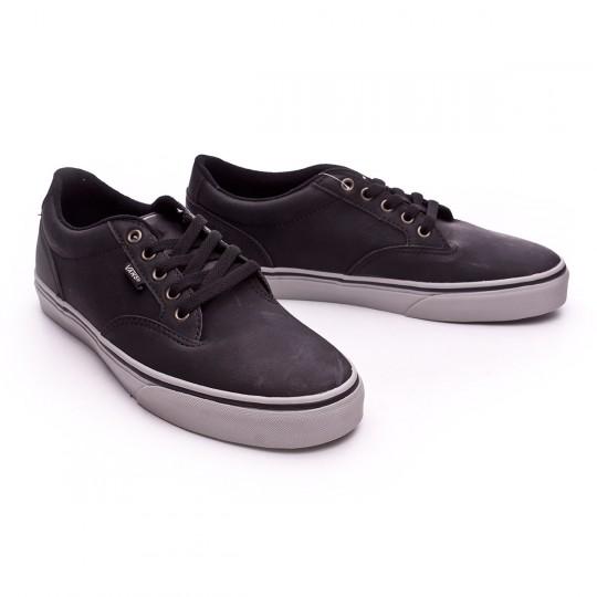 Zapatilla  Vans Winston-Leather Black