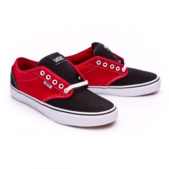 Zapatilla  Vans Atwood-2 tones Black-Red