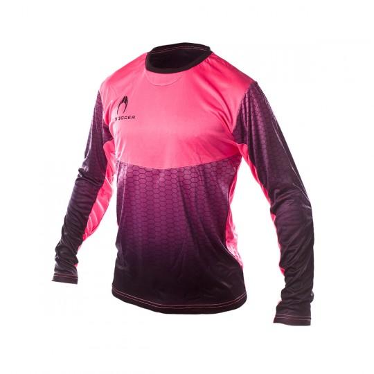Camiseta  HO Soccer Jersey Zamora III Black-Pink