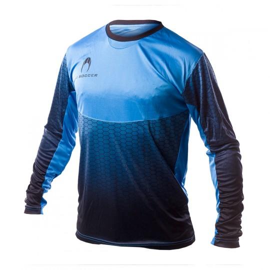 Camiseta  HO Soccer Jersey Zamora III Blue-Black