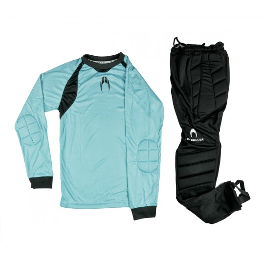 Conjunto  HO Soccer jr Keeper Set One Blue