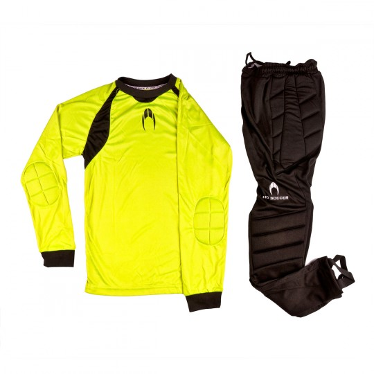 Conjunto  HO Soccer jr Keeper Set One Green