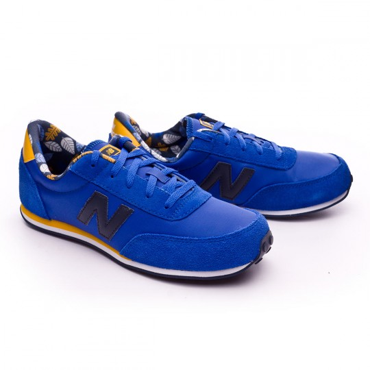 Zapatilla  New Balance KL410 Niño Blue-Yellow