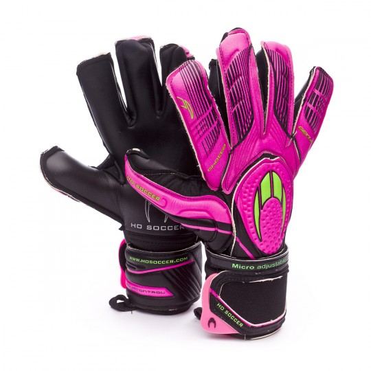 Guante  HO Soccer Ghotta Roll-Negative gen4 Exclusivo Black-Pink