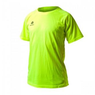Camiseta  Taconni Ara M/C Amarilllo Flúor