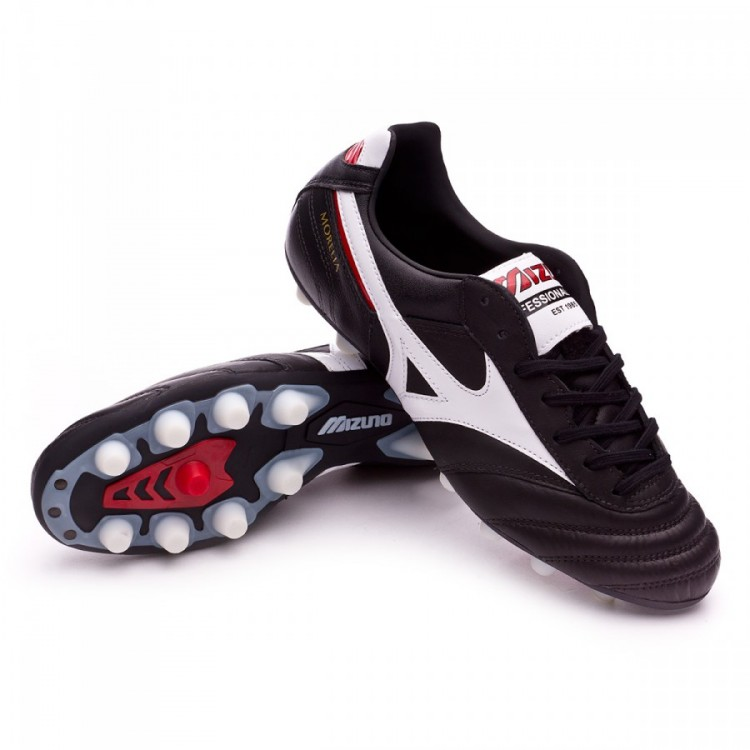 uk availability a2f0b 0da3a Bota Morelia II MD Black-White-Red