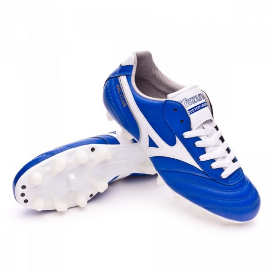 Chaussure  Mizuno Morelia Club MD Blue-White