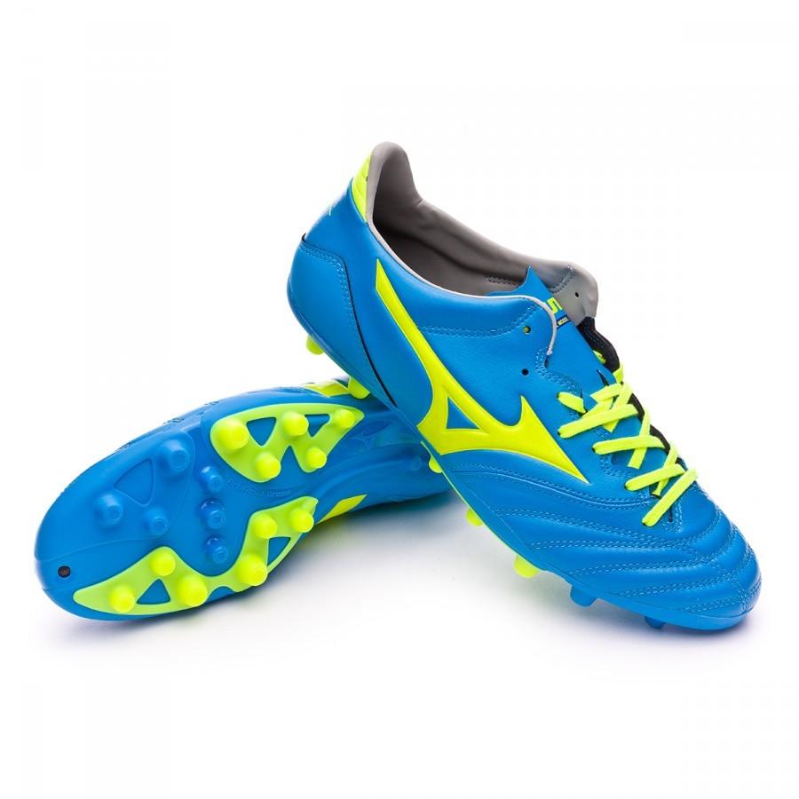 size 40 11167 55dea Bota Morelia Neo KL AG Diva blue-Safety yellow