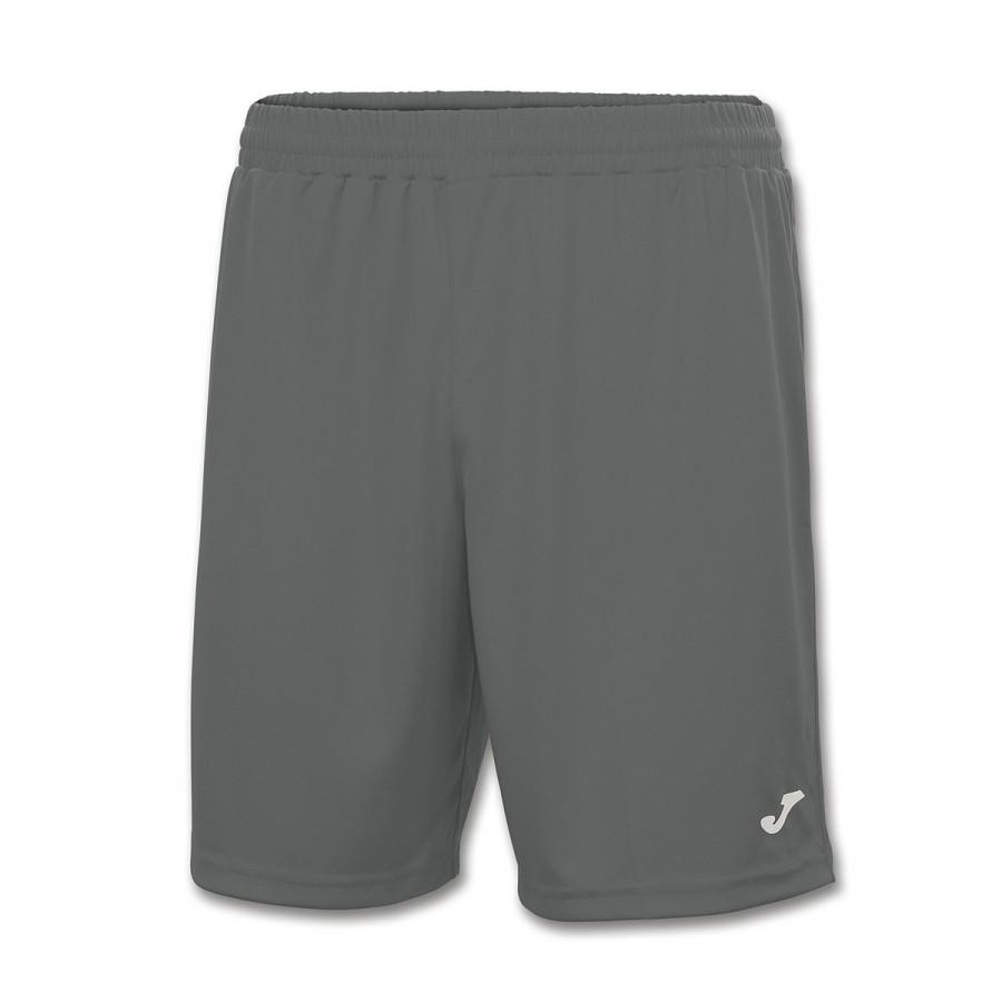 Joma Nobel Football Shorts Colour Black Various Sizes Small to 2XL.