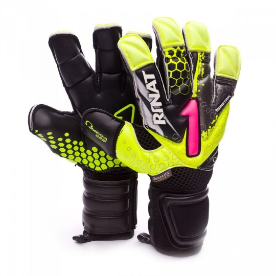 Glove  Rinat Asimetrik 2.0 Exclusivo Moyá Amarillo neón-Black-Pink-Purple