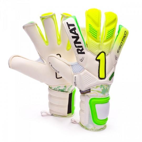 Gant  Rinat Egotiko 2.0 Pro Blanc-Vert fluo-Jaune fluo