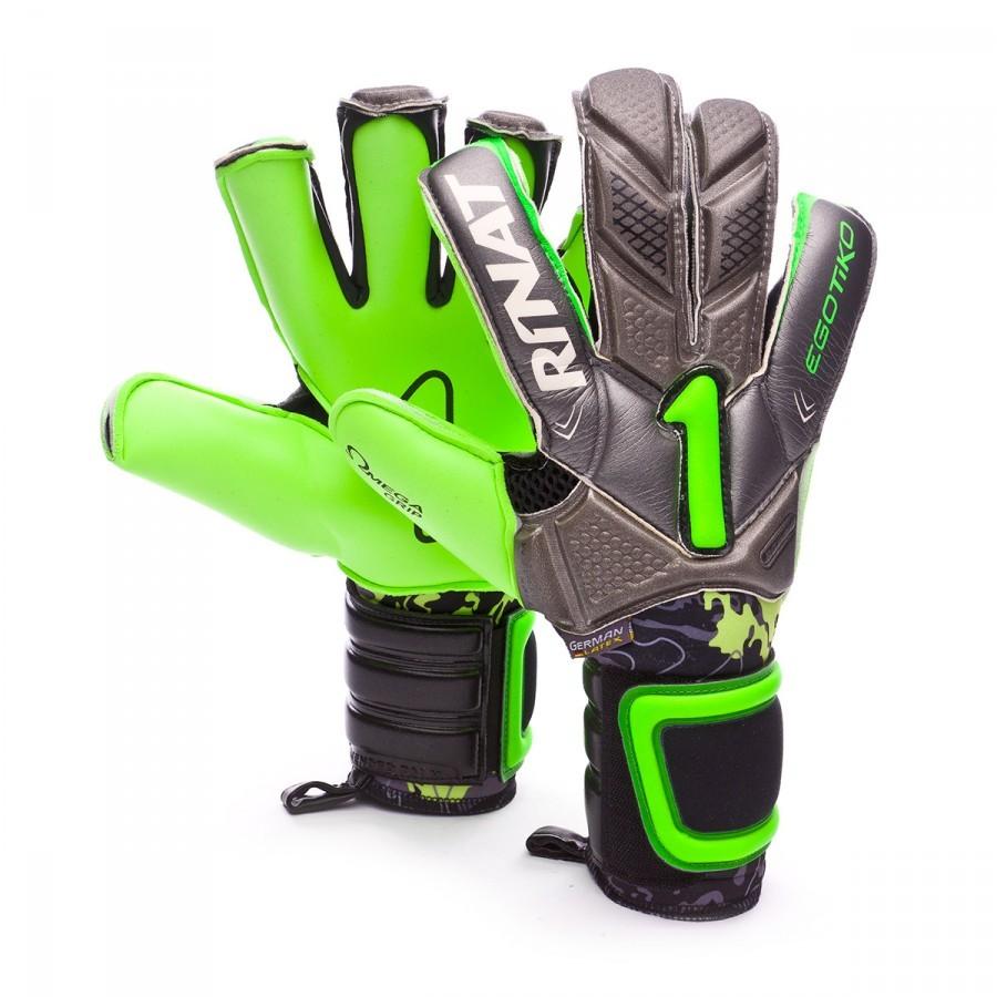 guantes nike verdes
