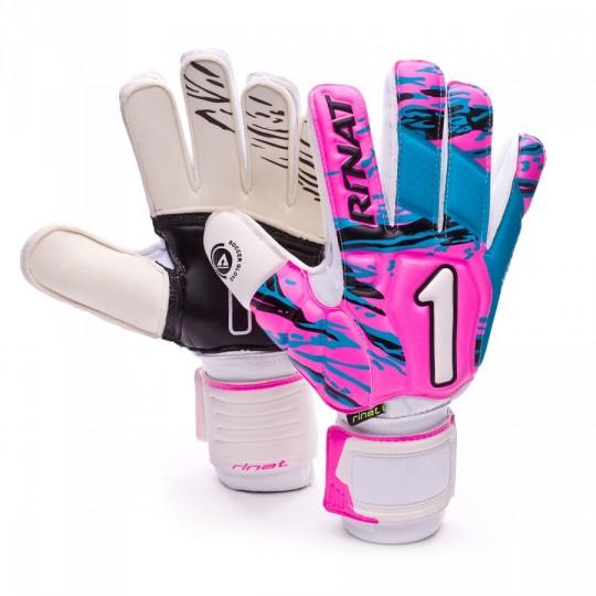 Glove  Rinat Uno Clásico 2.0 Replica Pink-White-Turquoise