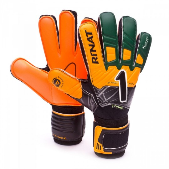 Glove  Rinat Supreme 2.0 Réplica Black-Orange-Green