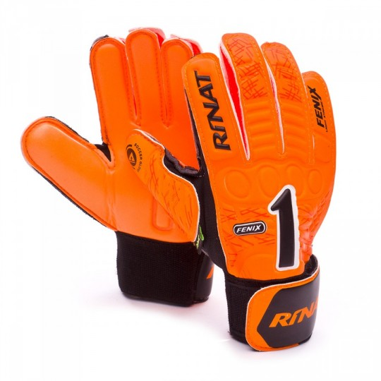 Glove  Rinat Jr Fénix Réplica Orange-Black