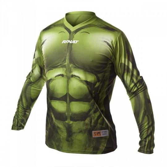 Camiseta  Rinat Furious Verde