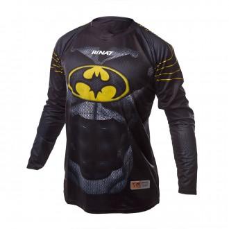 Camiseta  Rinat Egotiko Negro-Amarillo