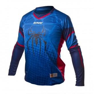 Camiseta  Rinat Symbiotik Azul-Negro