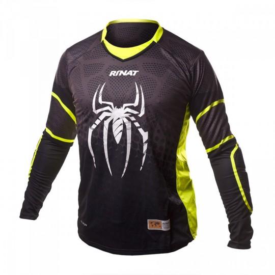 Camiseta  Rinat Symbiotik Negro-amarillo