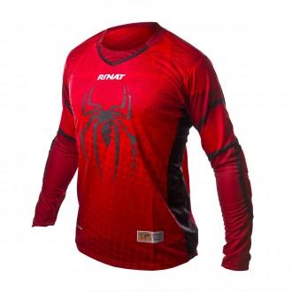 Camisola  Rinat Symbiotik Vermelho-Preto