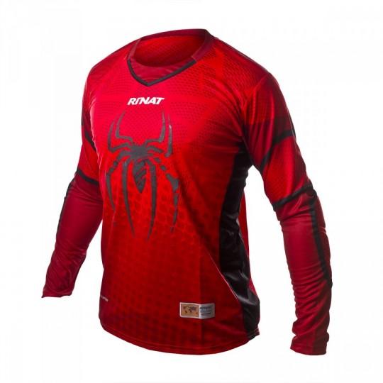 Camiseta  Rinat Symbiotik Rojo-Negro