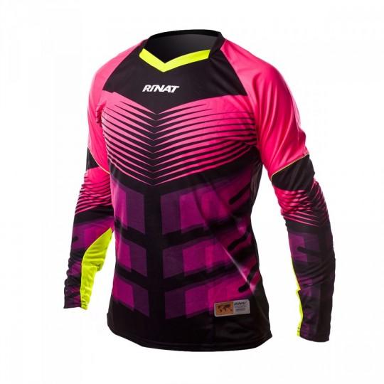 Camiseta  Rinat Bellator Rosa-Negro