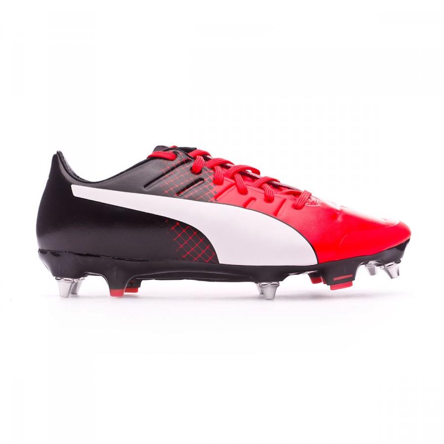 Blast Evopower Calcio Black White Red Scarpe Sg 3 Puma 2 Mix ZwqEqOxd