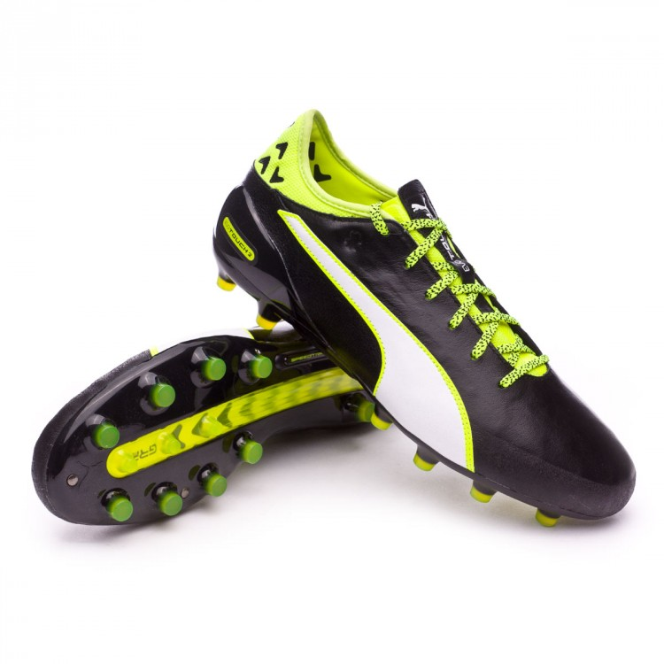 new product 5cd9c 3d963 bota-puma-evotouch-2-ag-black-white-safety-