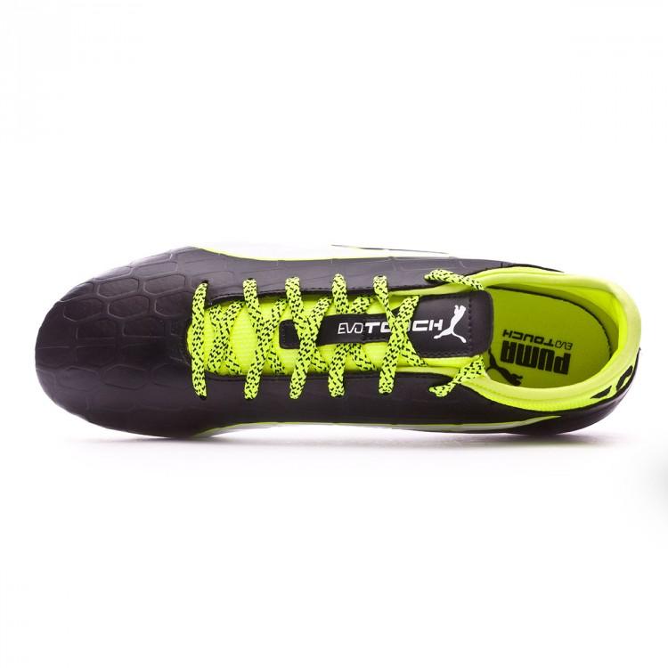Football Boots Puma EvoTouch 3 AG Black