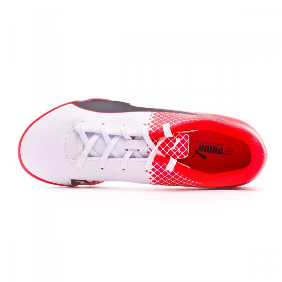 Tenis Puma EvoSpeed 5.5 Tricks IT Niño Black-White-Red blast - Soloporteros  es ahora Fútbol Emotion 4b18316452ca5