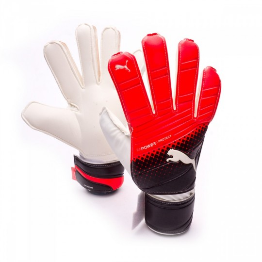 Guanto  Puma EvoPower Grip 3.3 RC Red-Black-White