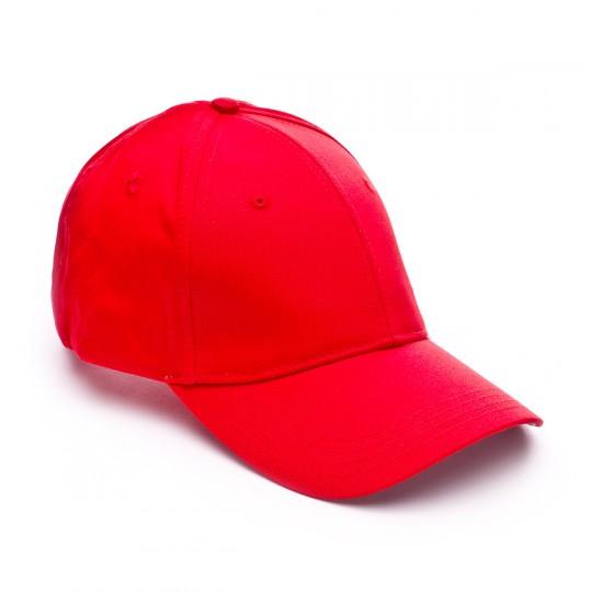 Gorra  Le coq sportif Authentica Pur rouge