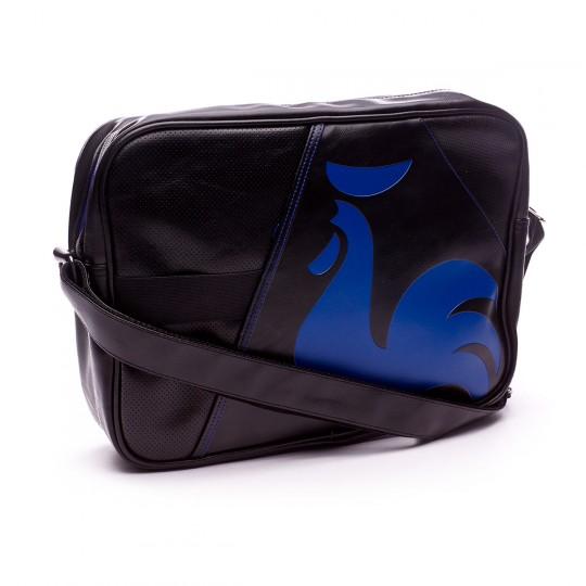 Bolsa  Le coq sportif Dolicho Reporter Black-Ultra blue