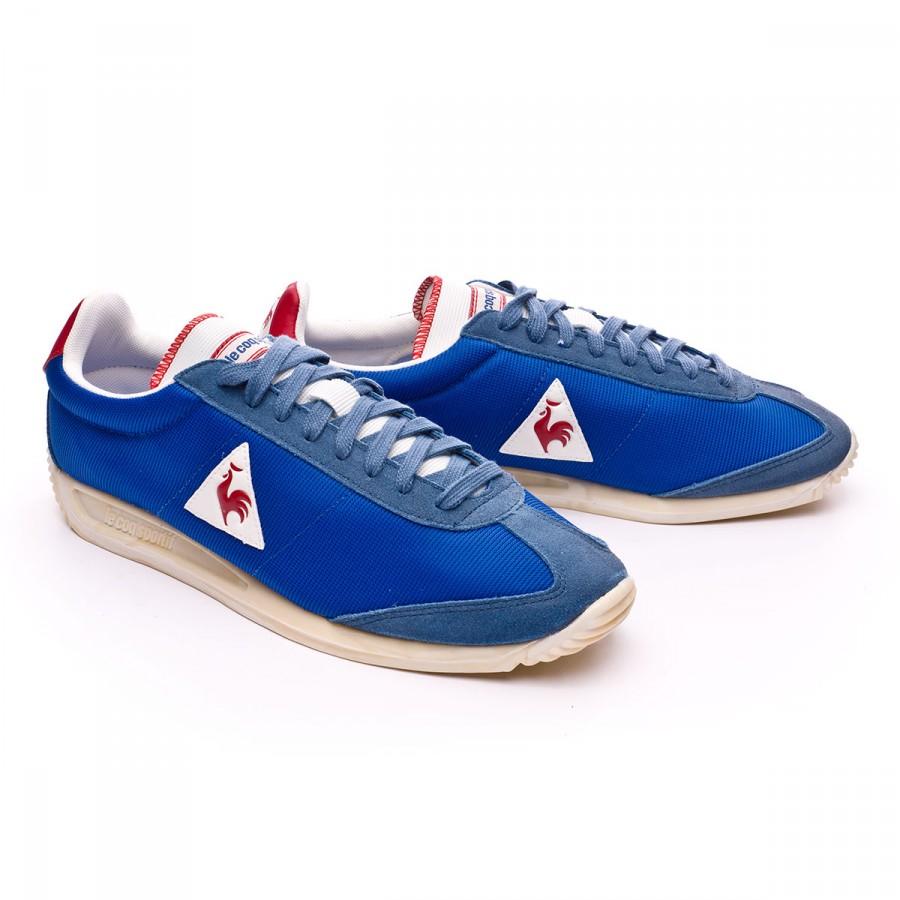 4ecbf3fd47 Trainers Le coq sportif Quartz Vintage Classic blue-Optical white ...