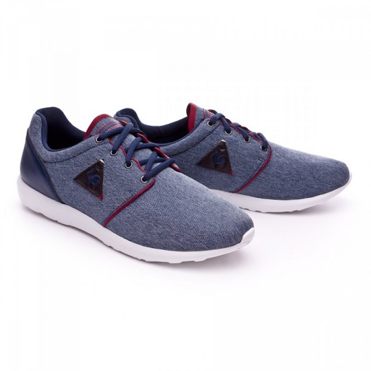 Zapatilla  Le coq sportif Dynacomf Dress blue-Biking red
