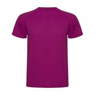 Camiseta  Roly Montecarlo Morado