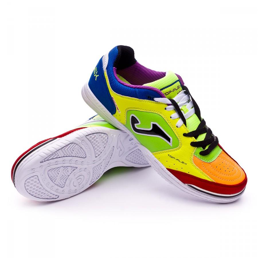 3a5f0a84d8cbb Zapatilla Joma Top Flex Multicolor - Tienda de fútbol Fútbol Emotion