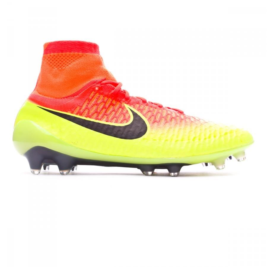 Nike Magista Obra II FG Amarelo