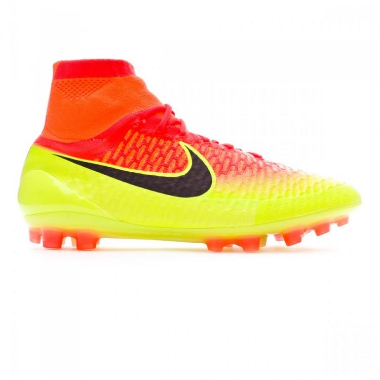 9d39923cf4bd Boot Nike Magista Obra ACC AG-Pro Total Crimson-Black-Volt-Bright ...
